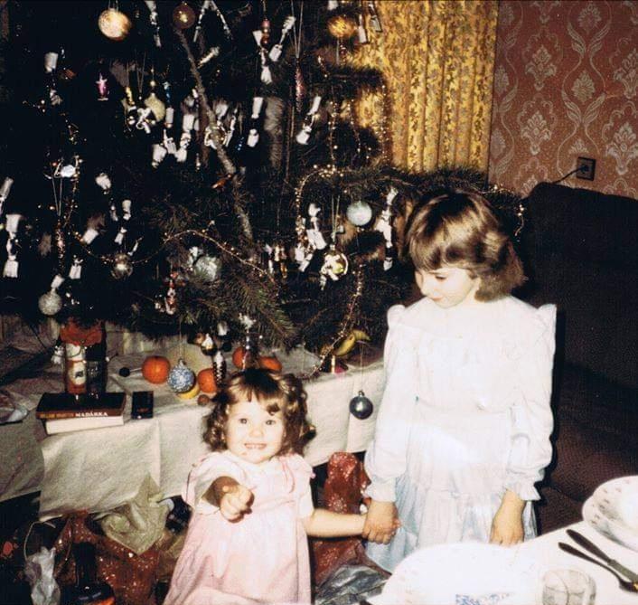 Visszatekintés-  gyermekkorunk meghitt karácsonyai