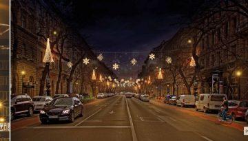 BudapestDíszkivilágítás