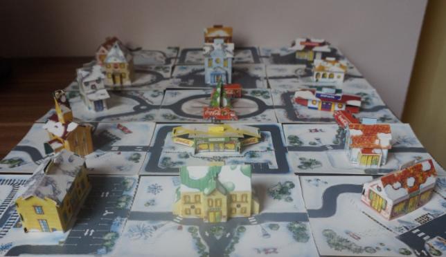 Múltidéző: Papírházak 1997 karácsonyából!
