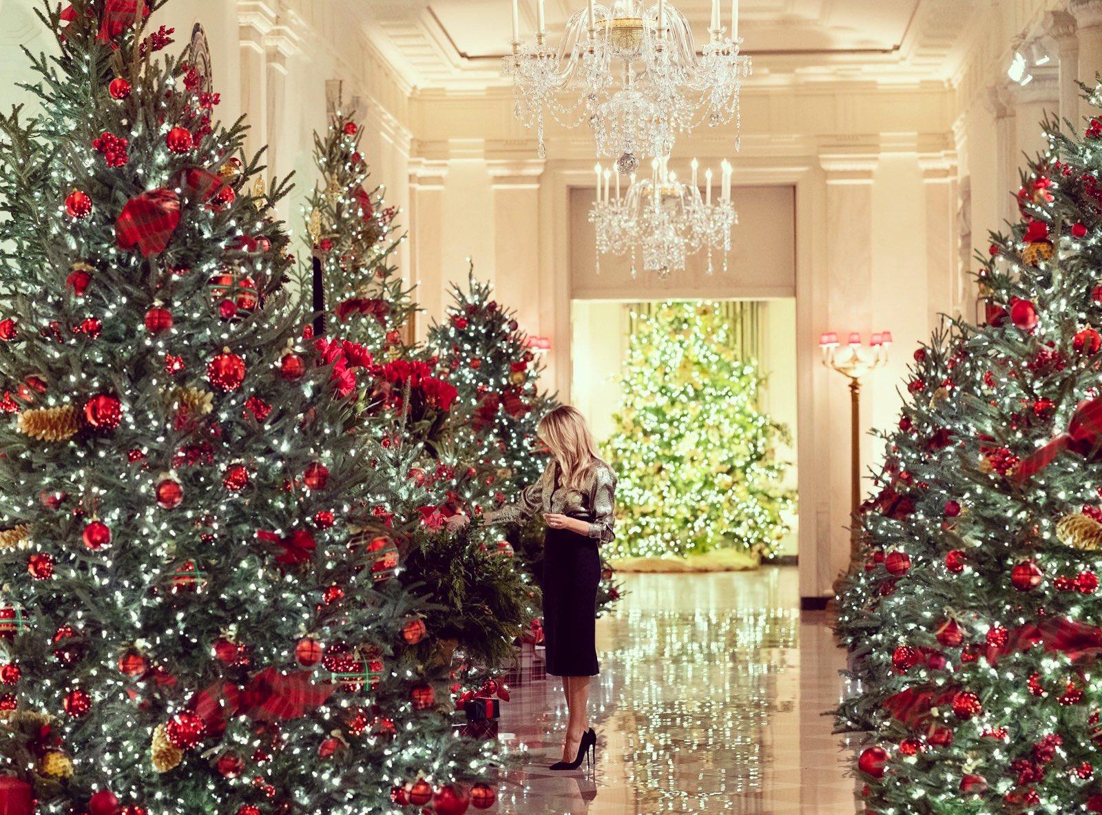 A Fehér Ház 2020-ban is felemelő élmény karácsony ünnepén