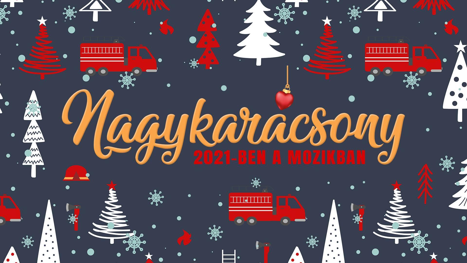 Gőzerővel készül az első magyar karácsonyi vígjáték!